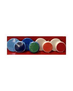 MEDIUM CUT FOAM PAD 150/120 mm