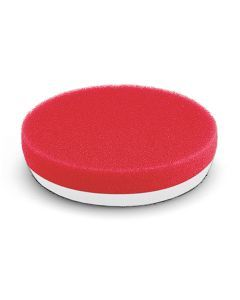 MOUSSE A POLIR ROUGE DOUX 80 MM (2 pieces)