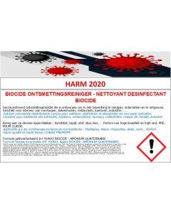 HARM 2020
