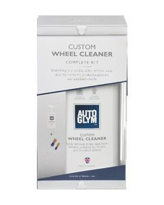 CUSTOM WHEEL CLEANER COMPLETE KIT