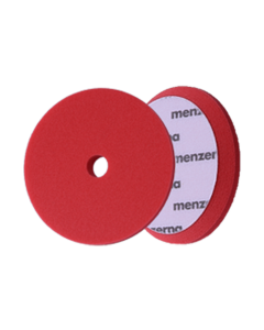 MENZERNA HEAVY CUT RED PAD 150MM